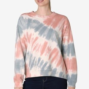 Ultra Flirt Juniors Tie-Dyed Sweatshirt - XS (NWT)